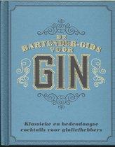 Boek cover De bartender-gids voor Gin van Lincoln Jefferson