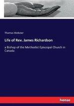 Life of Rev. James Richardson