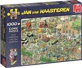 Afbeelding van Jan van Haasteren Boerderij Bezoek Puzzel - 1000 stukjes