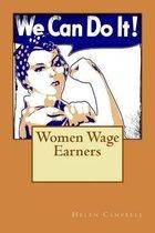 Boek cover Women Wage Earners van Helen Campbell