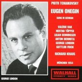 Tchaikovsky: Eugen Onegin (Sung In German) (1954,