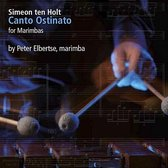 Canto Ostinato For Marimba