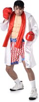 Rocky Bokser Kostuum Heren - Maat XL