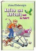 Anton und Antonia in voller Fahrt!