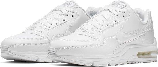 Nike Air Max LTD 3 Heren Sneakers - White/White-White - Maat 45.5