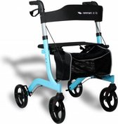 Caremart rollator EZ-Lite Design - Gewicht 7,5 kg