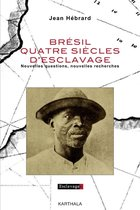 Brésil quatre siècles d'esclavage - Nouvelles questions, nouvelles recherches