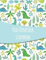 Kids Dinosaur Story Book