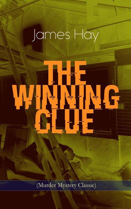Omslag van THE WINNING CLUE (Murder Mystery Classic)