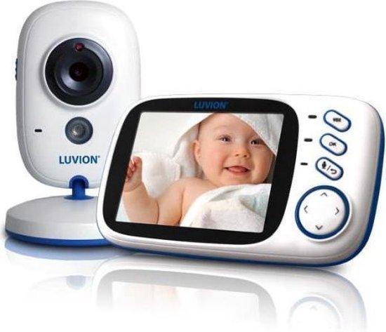 Luvion Platinum 3 Babyfoon met Camera - Premium Baby Monitor