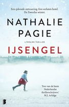 Boek cover IJsengel van Nathalie Pagie (Paperback)