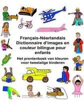 Fran ais-N erlandais Dictionnaire d'Images En Couleur Bilingue Pour Enfants Het Prentenboek Van Kleuren Voor Tweetalige Kinderen