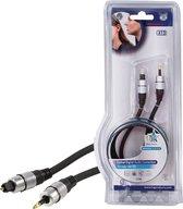 HQ hoge kwaliteit optische aansluitkabel - Toslink mini - Toslink - 1.50 m