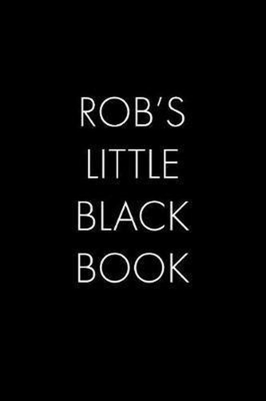 Rob's Little Black Book