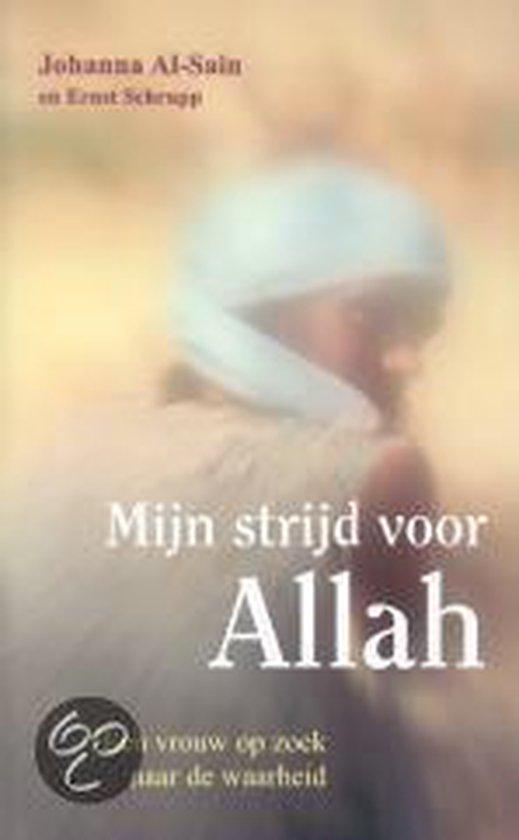 Mijn Strijd Voor Allah - Johanna Al-Sain pdf epub