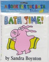 Bath Time!  a Book for the Bath
