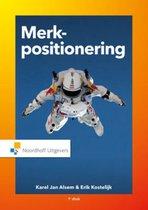 Boek cover Merkpositionering van Karel Jan Alsem (Paperback)