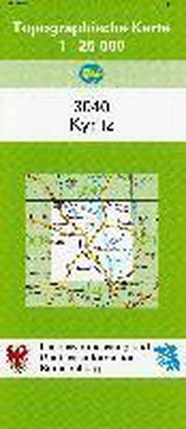 Kyritz 1 : 25 000