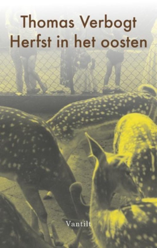 Cover van het boek 'Herst in het Oosten'