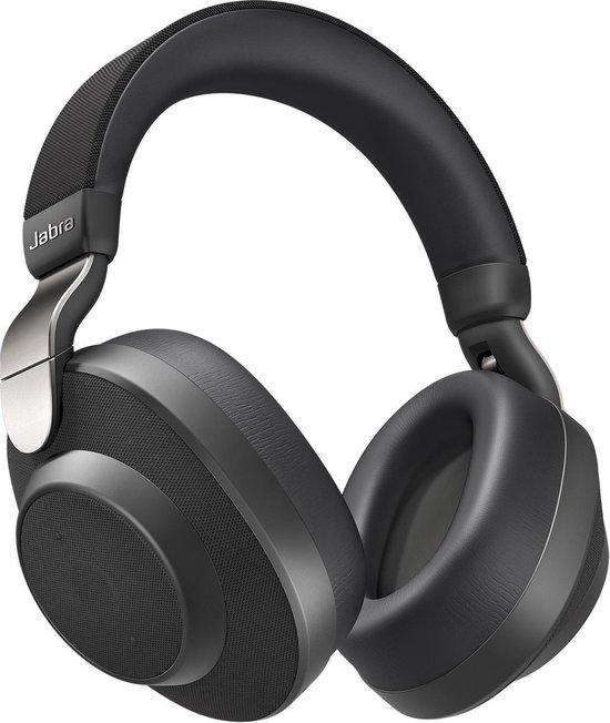 Jabra Elite 85h - Draadloze over-ear koptelefoon met Noise Cancelling - Zwart
