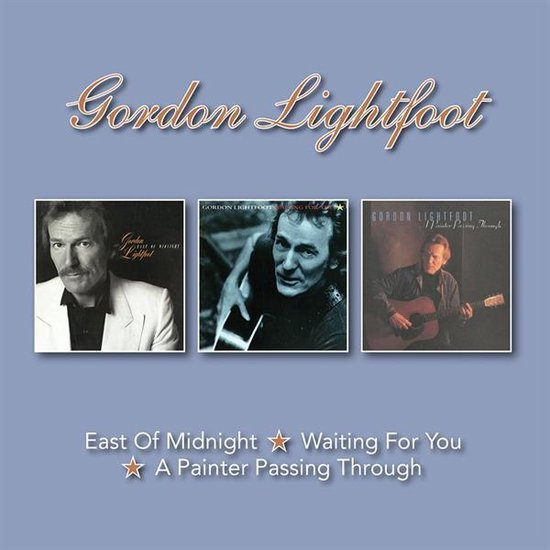 East Of Midnight/Waiting For You/A Painter Passing