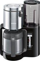 Siemens AromaSensePlus TC86503 - Koffiezetapparaat - Zwart