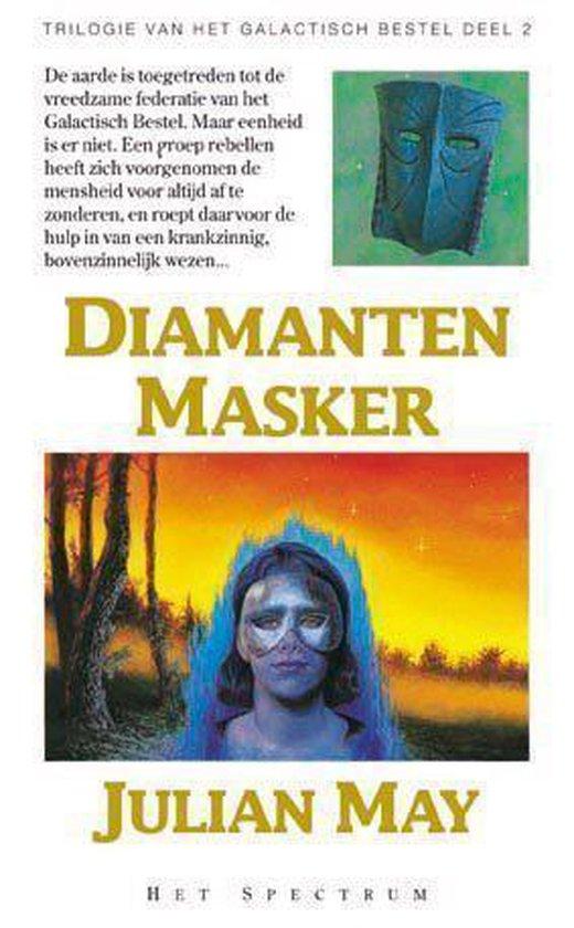 Diamanten masker - Julian May |