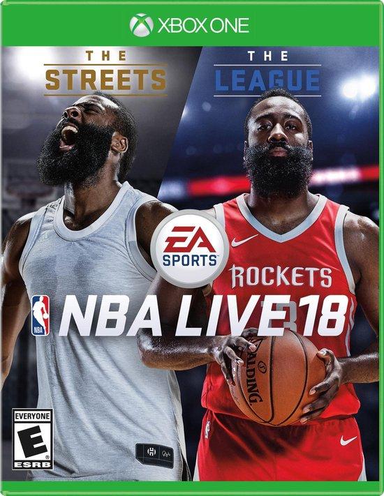 NBA Live 18 – Xbox One