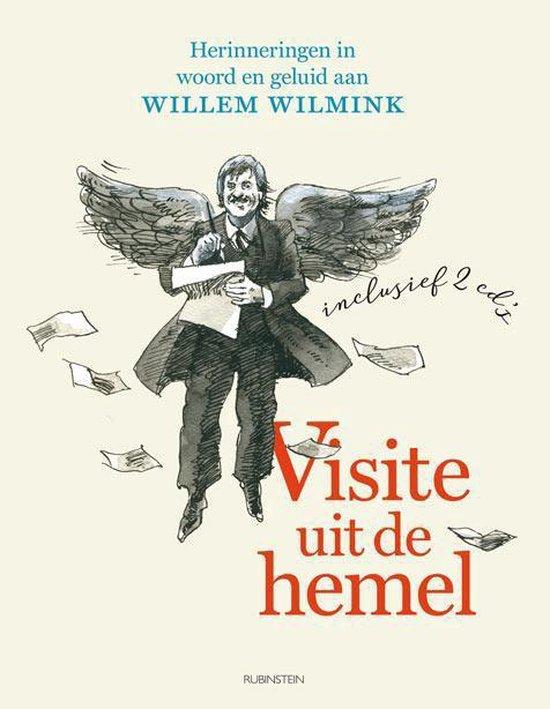 Boek cover Visite Uit De Hemel van Jacques Kloters (Hardcover)