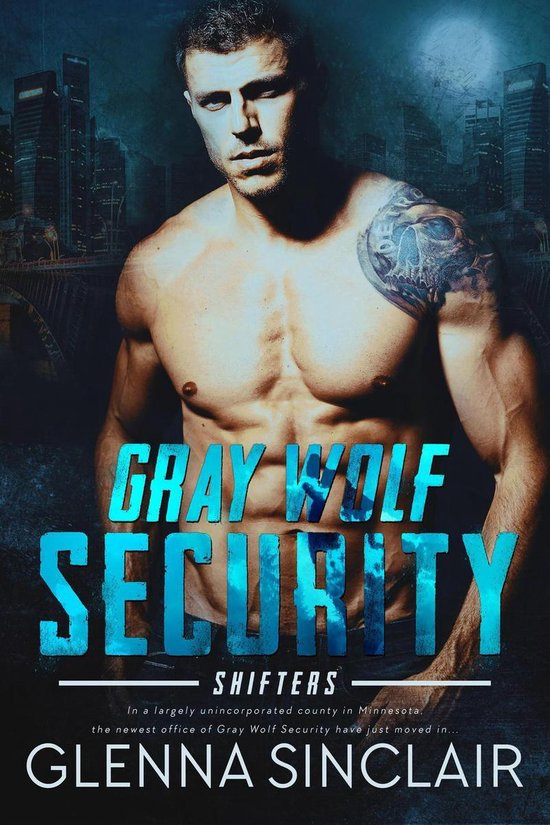 Omslag van Gray Wolf Security: Shifters