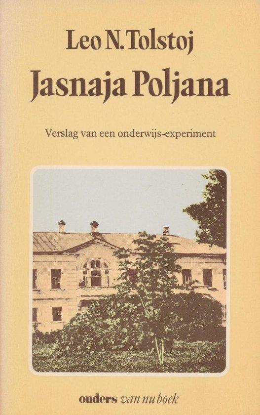 Boek cover Jasnaja poljana van L.N. Tolstoj (Onbekend)
