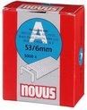 Novus Nieten 53/6 6 mm  1/4inch [5000x]