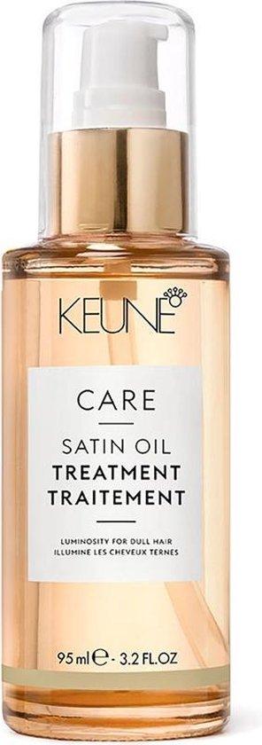 Keune Care Line Satin Oil Treatment Olie Droog Haar 95ml