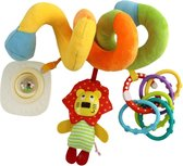 Baby Spiraal - Spiraal Speelgoed - Baby Speelgoed - Boxspiraal