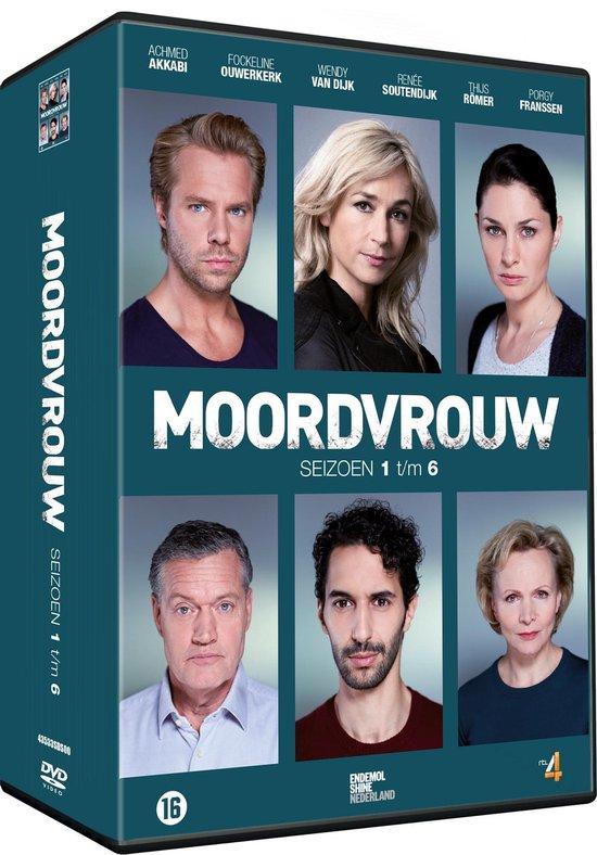 Moordvrouw seizoen 1 - 6 - Dvd