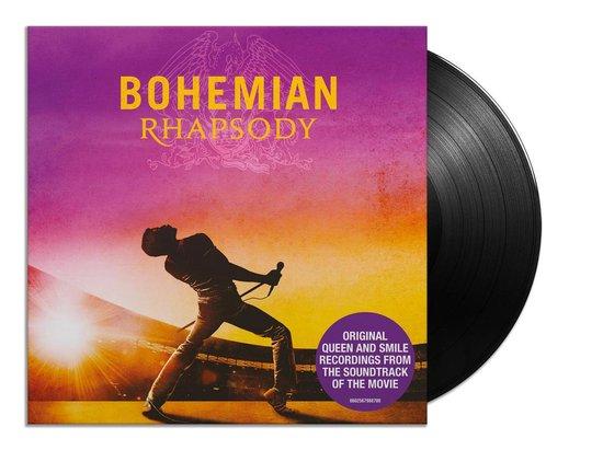 CD cover van Bohemian Rhapsody (Original Soundtrack) (LP) van Queen