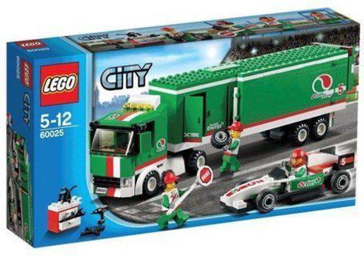 Lego City 60025 Truck
