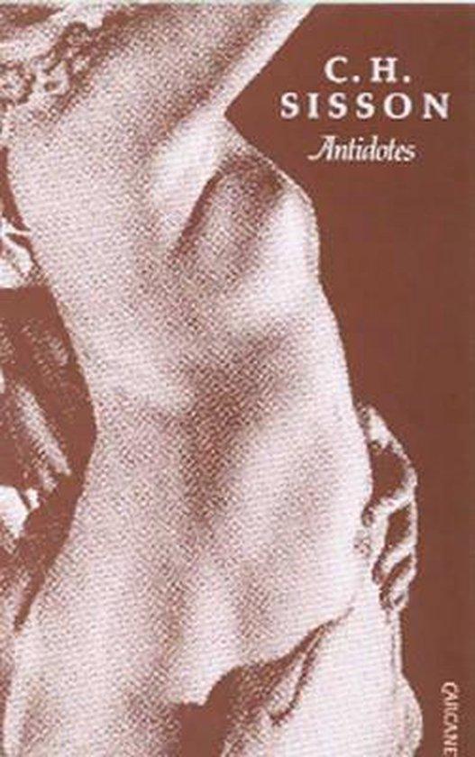 Boek cover Antidotes van C. H. Sisson (Paperback)