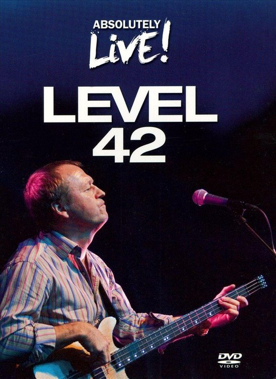 Cover van de film 'Absolutely Live!'