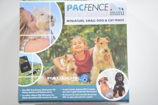 Pacdog - Mini fence - Voor kleine honden en katten