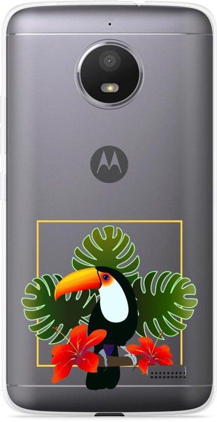 Motorola Moto E4 Hoesje Tucan