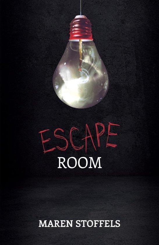 Boek cover Escape Room van Maren Stoffels (Onbekend)