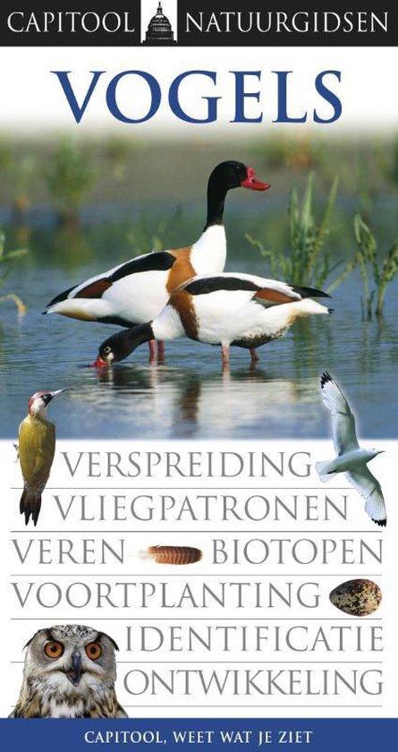 Capitool Natuurgidsen - Vogels - Jonathan Elphick |