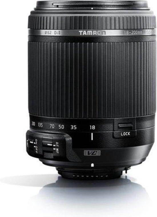 Tamron 18-200mm f/3.5-6.3 XR Di-II Nikon