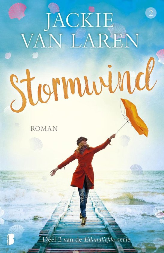 Eilandliefde 2 - Stormwind - Jackie van Laren |