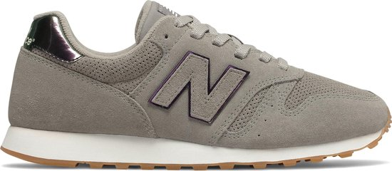 New Balance WL373 B Dames Sneakers - grey