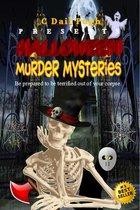 Omslag Halloween Murder Mysteries