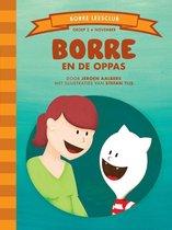 De Gestreepte Boekjes  -   Borre en de oppas
