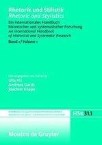 Rhetorik und Stilistik / Rhetoric and Stylistics, Halbband 1, Handbucher zur Sprach- und Kommunikationswissenschaft / Handbooks of Linguistics and Communication Science (HSK) 31/1