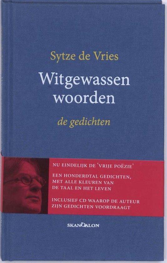 Witgewassen woorden - Sytze de Vries  